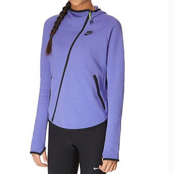 a749ce796ec7 Nike Tech Fleece Butterfly Hoodie Full Zip Jacket.  M 5b1961c0409c156331fb4247